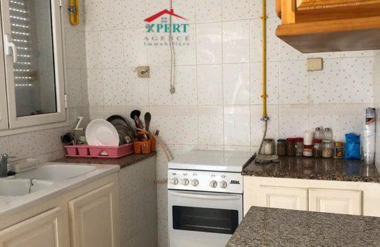un appartement S2 meublé à Hergla Sousse