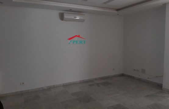 un Rez de chaussée S 2 à Sahloul 4 haut standing à louer