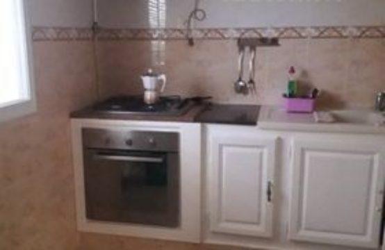 un appartement S2 meublé à Khzema EST