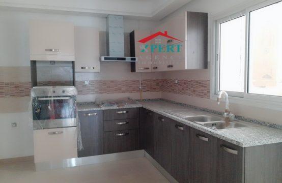 un appartement S 3 tout neuf à Sahloul coté Fatma Zahra