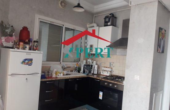 un appartement S 0 richement meublé à El Kantaoui