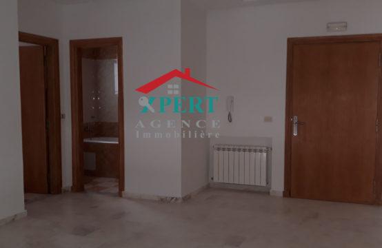 un appartement S 2 à Khzema
