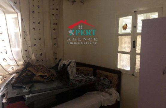 une maison Arabe sur deux niveaux à Kairouan