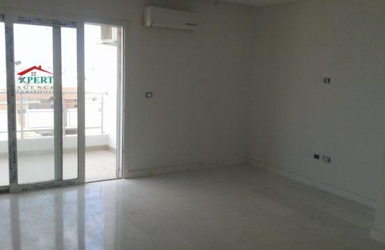 Appartement S2 haut standing de 80m² à Hammam Sousse