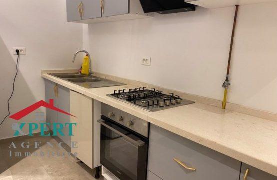 un Appartement S1 haut standing bien meublé à Khezema