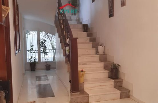 une villa indépendante S 5 style américain à Sahloul