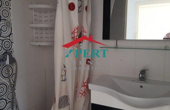 un appartement S1 sans meuble pour jeune couple au premier étage à Khezama