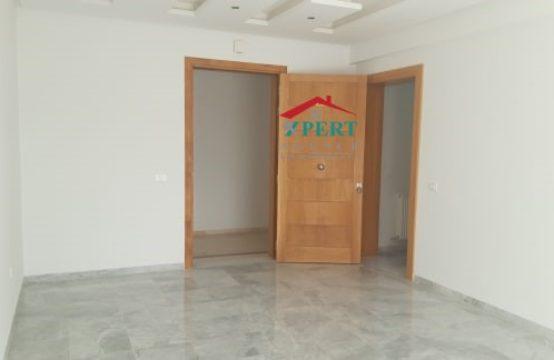 Appartement 110m², Cuisine équipée, Sahloul