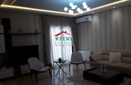 Appartement S1 de 95m², Cuisine équipée, Ascenseur, Sousse