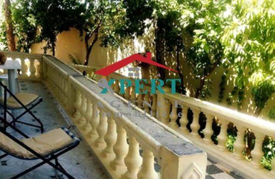 une villa à hammam Sousse Ghrabi sur deux façades