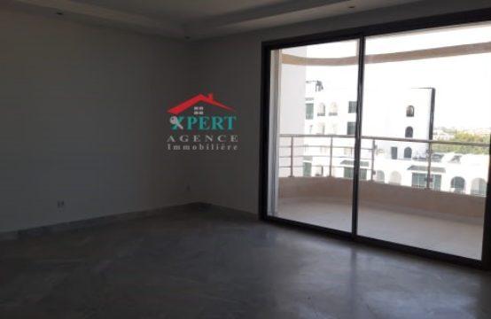 Appartement 100m², Cuisine équipée, Terrasse, Avenue Khezama