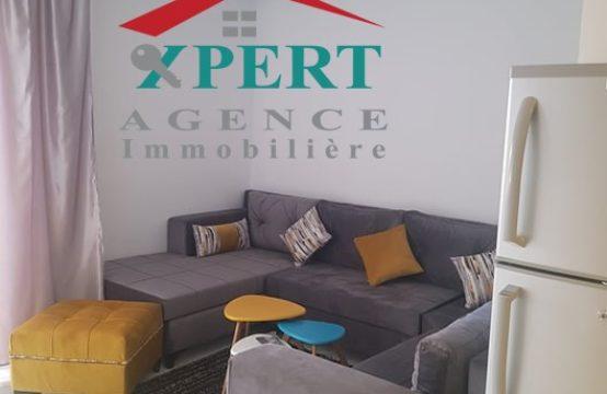 Appartement 60m², Cuisine équipée, Terrasse, Sousse