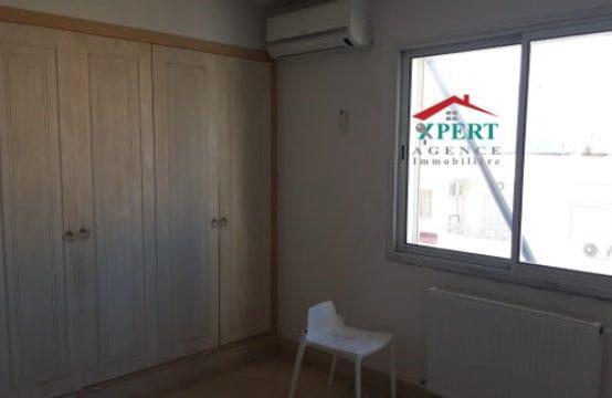 Appartement 125m², Cuisine équipée, Climatisation, Sahloul