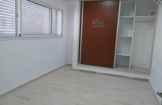 appartement S2 de 100m² au 1er étage à Khzema