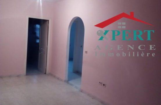 Appartement 100m², Cuisine équipée, Sousse