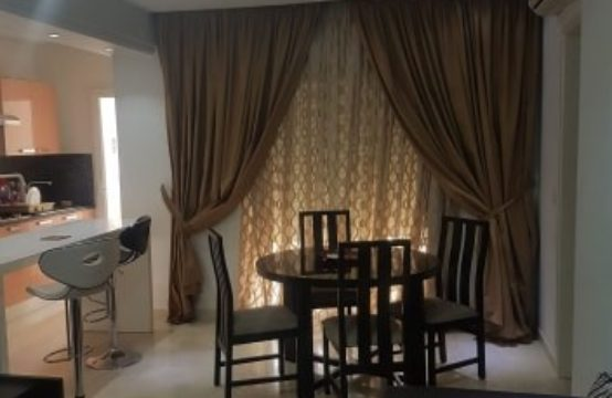 un Studio S1 à corniche Sousse haut standing bien meublé