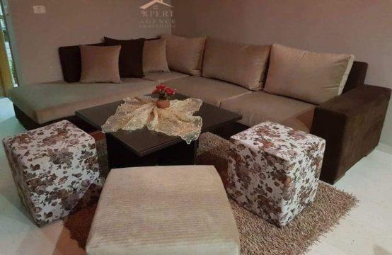 Appartement 65m², Cuisine équipée, Avenue Khezama