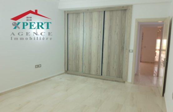 Appartement 115m², Cuisine équipée, Terrasse, Hammam Sousse