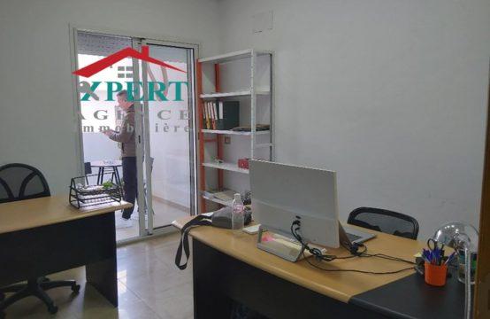 Bureau 80m², Sahloul