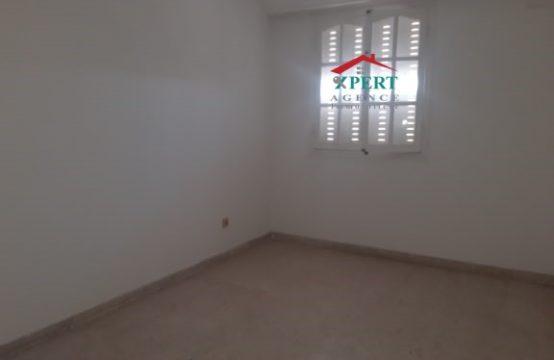 Appartement S2 de 125mètre à Khzema