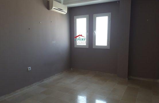 un appartement S3 à louer situé à Sousse ville