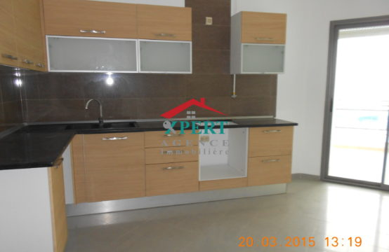 un appartement Haut Standing S 3 à Sahloul 1