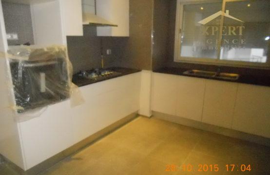 Appartement S+2 haut satanding
