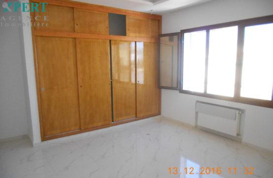 appartement S+3 haut standing