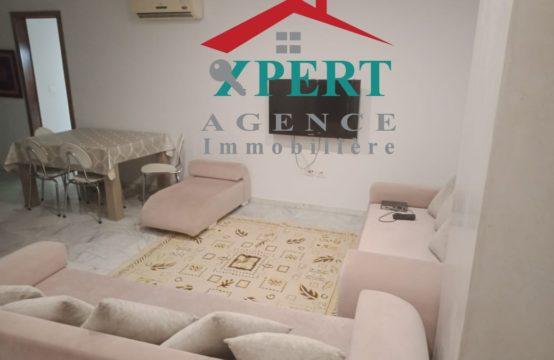 à louer un appartement S 2 à Khzema Sousse haut standing