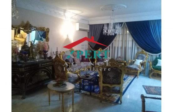 une villa triplex dans un quartier résidentiel à Bouhsina,