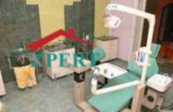 un cabinet dentaire de 60m à sousse ville