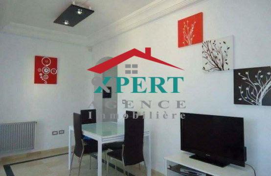 un appartement de standing à 20m de la mer à Soviva Chott Meriem Sousse